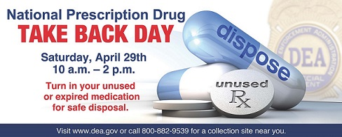 DEA Promotes Safe Medication Disposal